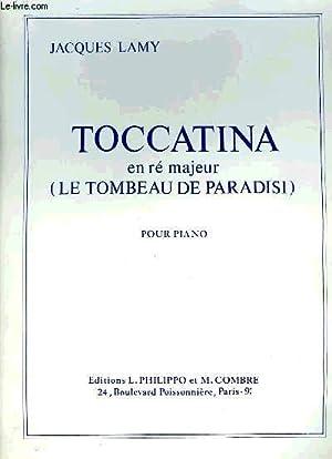 TOCCATINA: LAMY Jacques