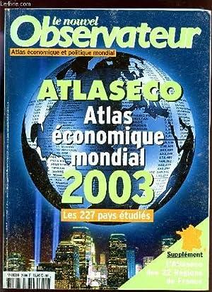 LE NOUVEL OBSERVATEUR / ATLASECO - ETLAS: COLLECTIF