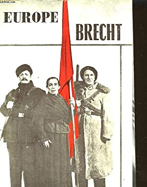 EUROPE - JANVIER FEVRIER 1957: COLLECTIF