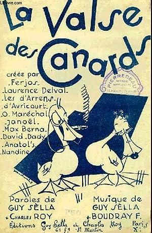 LA VALSE DES CANARDS: BOUDRAY F. / SELLA Guy / ROY Ch.