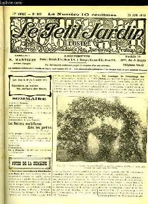 LE PETIT JARDIN ILLUSTRE N° 868 - Notes de la Semaine.Jardin potager. — Les Condiments [suite)....