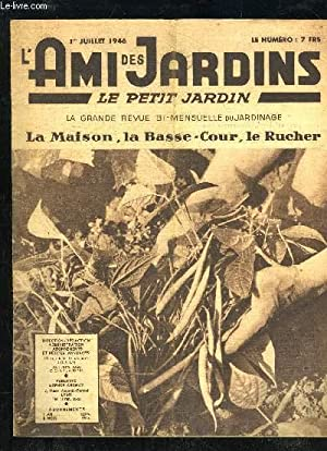 L'AMI DES JARDINS, LE PETIT JARDIN -: COLLECTIF