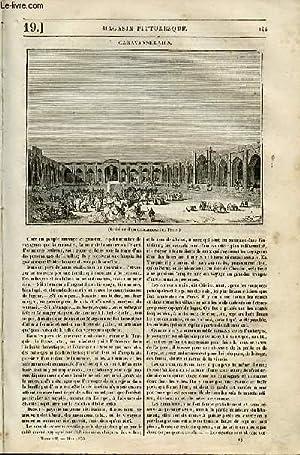 LE MAGASIN PITTORESQUE - Livraison n°019 - Caravansérails.: Cazeaux Euryale et Charton ...