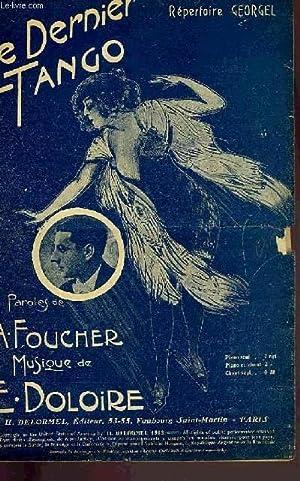 LE DERNIER TANGO: DOLOIRE E. /