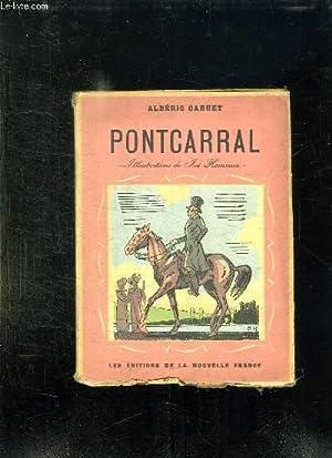 PONTCARRAL.: CAHUET ALBERIC.