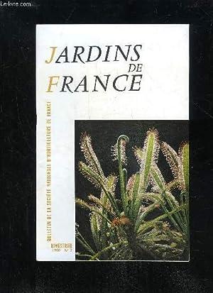 JARDINS DE FRANCE N° 2 - Editorial, par P. CHAUMIER, Secrétaire général ...