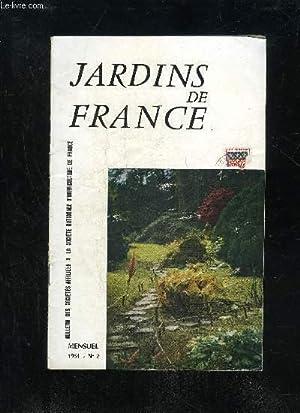 JARDINS DE FRANCE N° 2 - Les: COLLECTIF
