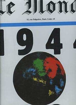 LE MONDE. 1994-1994: COLLECTIF