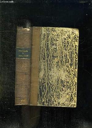 TABLEAU DE L ELOQUENCE CHRETIENNE AU IV SIECLE.: VILLEMAIN M.