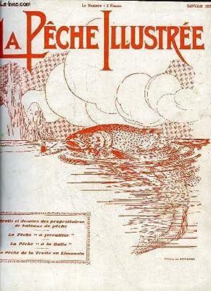 LA PECHE ILLUSTREE N° 81 - Vœux pour 1928 F. C. F.Droits et devoirs des propriétaires de...