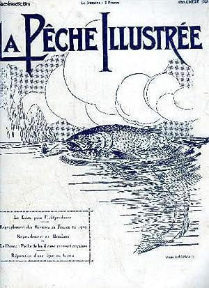 LA PECHE ILLUSTREE N° 92 - Repeuplement: COLLECTIF