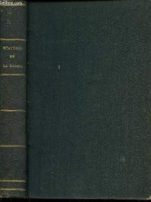LES MYSTERES DE LA RUSSIE - TABLEAU: LACROIX FREDERIC M.