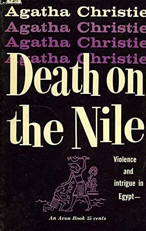 death on the nile characters summary