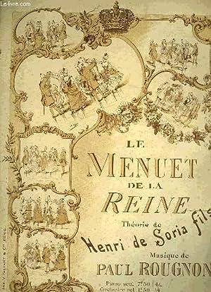 LE MENUET DE LA REINE: ROUGNON Paul