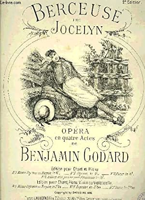 BERCEUSE DE JOCELYN: GODARD Benjamin