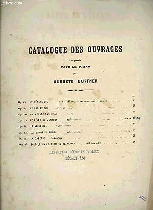 LE REVEIL DE L'ENFANT: DUFFNER Auguste