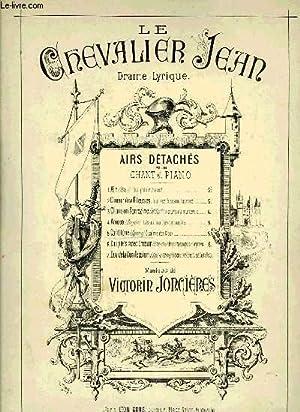 LE CHEVALIER JEAN: JONCIERES Victorin