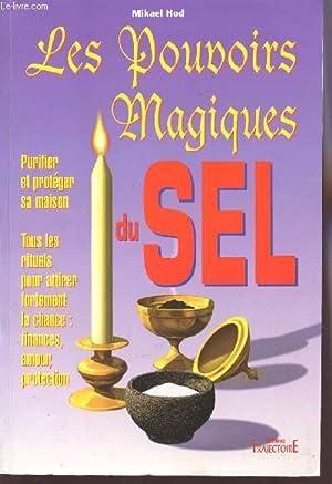LES POUVOIRS MAGIQUES DU SEL / PURIFIER ET PROTEGER SA MAISON - TOUS LES RITUELS POUR ATTIRER ...