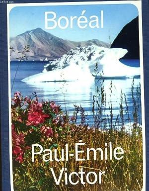 BOREAL LA JOIE DANS LA NUIT: VICTOR PAUL EMILE