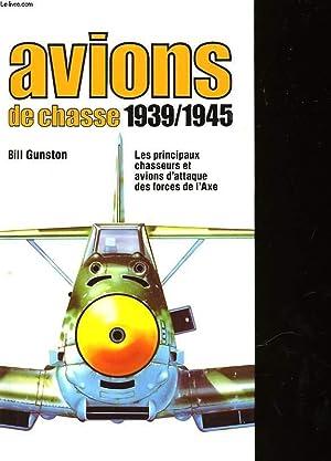 AVIONS DE CHASSE 1939/1945: GUNSTON BILL
