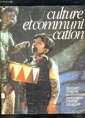 CULTURE ET COMMUNICATION N° 20 OCTOBRE 1979.: DELABORDE MICHEL.