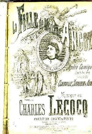 LA FILLE DE MADAME ANGOT: LECOCQ Charles