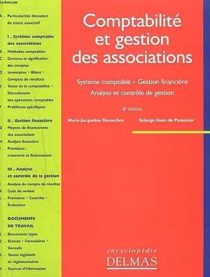 COMPTABILITE ET GESTION DES ASSOCIATIONS: M.-J. DESOUCHES, S.