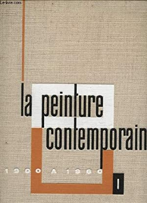 Peinture contemporaine by baschet abebooks for Peinture contemporaine
