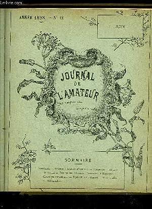 JOURNAL DE L'AMATEUR N° 18 - Menuiserie d'Amateur : Séchoir d'intérieur. — M...