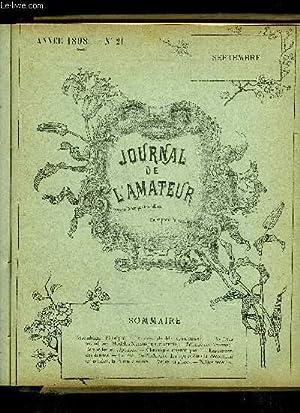 JOURNAL DE L'AMATEUR N° 21 - Assemblage Physiqué : Té avec double é...