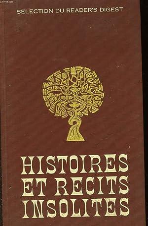 HISTOIRES ET RECITS INSOLITES: NON PRECISE