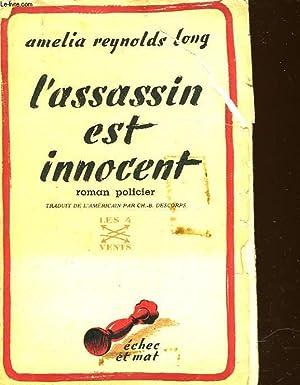L'ASSASSIN EST INNOCENT - ONCE ACQUITTED: LONG AMELIA REYNOLDS