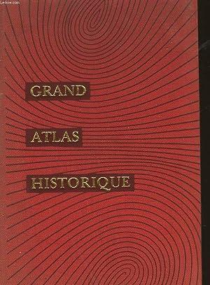 GRAND ATLAS HISTORIQUE: NON PRECISE