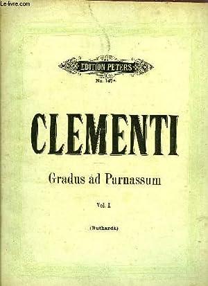 GRADUS AD PARNASSUM: CLEMENTI