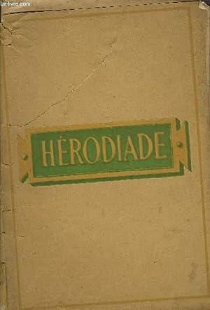 HERODIADE: MASSENET J.