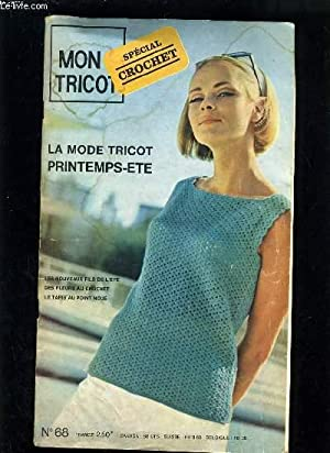 MON TRICOT N°68 - SPECIAL CROCHET -: COLLECTIF