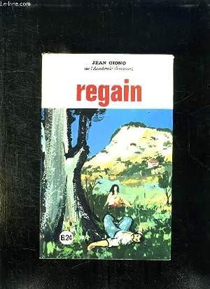 REGAIN.: GIONO JEAN.