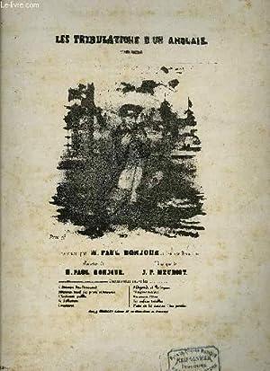 LES TRIBULATIONS D'UN ANGLAIS: MEURIOT J.P. / BONJOUR Paul