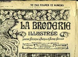 La Broderie Illustrée, N°14 - 13e année: BOUCHERIT E. &