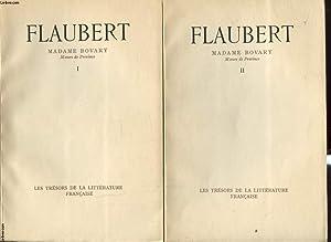 MADAME BOVARY MOEURS DE PROVINCE EN 2 TOMES: FLAUBERT