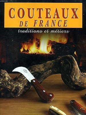 COUTEAUX DE FRANCE, TRADITIONS ET METIERS, 50 NUMEROS (3 CLASSEURS): COLLECTIF