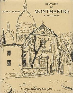 NOUVELLES DE MONTMARTRE ET D AILLEURS: PIERRE SABATIER