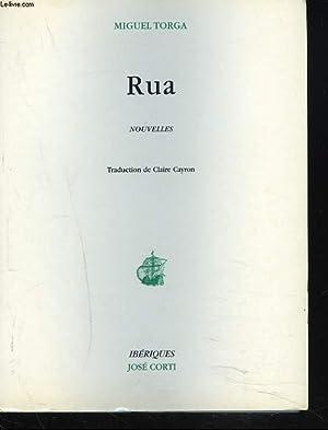 RUA. NOUVELLES.: MIGUEL TORGA