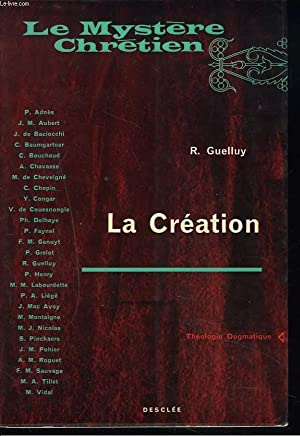 LA CREATION: R. GUELLUY