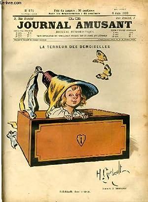 Le journal amusant - nouvelle série N°571. La terreur des demoiselles: GERBAULT