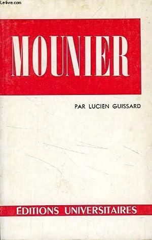 EMMANUEL MOUNIER: GUISSARD LUCIEN