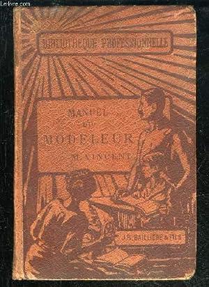 MODELEUR CONSTRUCTION DES MODELES DE FONDERIE ET: VINCENT M.