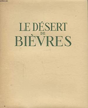 LE DESERT DE BIEVRES: GORGES DUHAMEL