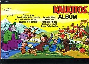 KALKITOS ALBUM - COMPLET: COLLECTIF