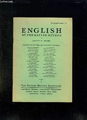 ENGLISH BY THE NATURE METHOD. CHAPTERS 1 - 4.
